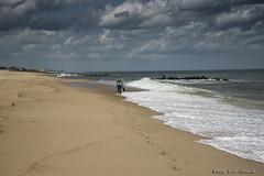 Beach Walk (scottnj) Tags: scottnj beach water ocean scottodonnellphotography sky linda sand shore