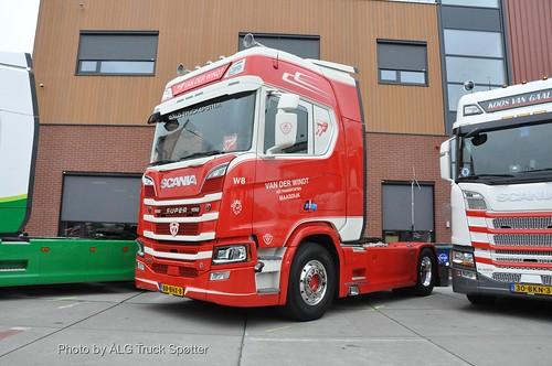 Scania r520 v8. van der windt hollande a photo on flickriver