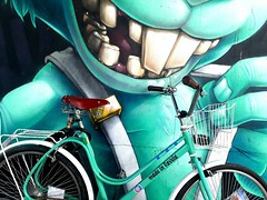 20180523_170834 (Anderson Sutherland) Tags: grafite flickr brisa bicicleta santana artofworld cores rabbit light insight rua street night sampa saopaulo brasil southamerica photo photographer image photography painter pintura artenosmuros friends lovely