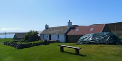 Mary Ann's Cottage, Dunnet, Caithness, May 2018 (allanmaciver) Tags: mary ann cottage calder young caithness north coast history croft house old ways farm visitor attraction interesting allanmaciver