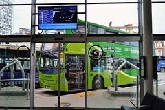 Gate G Portsmouth Interchange (PD3.) Tags: 19884 gx13akk gx13 akk adl enviro 400 coastliner 700 bus buses psv pcv hampshire hants england uk portsmouth stagecoach