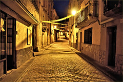 in the evening (atsjebosma) Tags: street straat village light evening avond licht houses huizen stadje atsjebosma lamasroig march 2018 spain spanje coth5