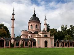 Moschee im Schlossgarten (VenusTraum) Tags: moschee schlossgarten schwetzingen park bauwerk orient