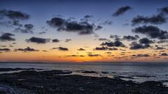 Golden Scottish Sunset (Tidyshow) Tags: golden sunset clouds cloudscape sea seaside seascape night sony a99ii sigma 24105 art 24105mm scotland scottish scozia beautiful buckie beach shore shoreline stunning gorgeous breath taking ff full frame alpha