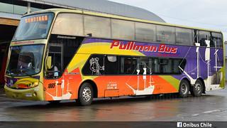 Nº 1865 / Busscar Panorâmico DD / Pullman Bus