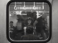 (Claudio Blanc) Tags: street streetphotography fotografíacallejera buenosaires argentina subte subway underground casadepapel