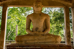 Samadhi Statue (exploreslk) Tags: samadhi buddha statue anuradhapura srilanka travel tourist attraction ancient archeological historical remains