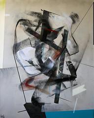 """Euforia geometrii"" (Mateusz Rybka Art) Tags: painting abstract abstractart contemporary contemporaryart modern modernart polishart poland gdansk polishartist rybka mixedmedia canvas"