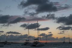 2017-04-26_05-45-04 Waiting for Sunrise (canavart) Tags: sxm stmartin stmaarten fwi caribbean orientbay orientbeach sunrise dawn beach morning