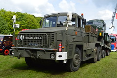 Scammell (PD3.) Tags: 52kb83 52 kb 83 army scammell bus buses festival transport lorry lorries truck trucks basingstoke hants hampshire england uk thorneycroft