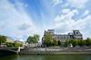 Hotel de Ville, Paris, France (szeke) Tags: paris france architecture sky seine river