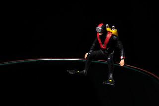 Taking the plunge (Macro Mondays - Low Key)