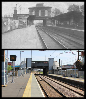 Lea Bridge station