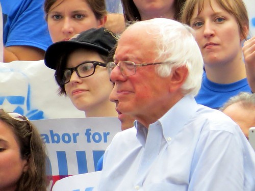 Will #BernieSanders run again in 2020?, From FlickrPhotos