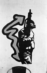 ..... (Gabo Barreto) Tags: oñate paisvasco basquecountry graffiti political struggle violence film pushprocessing selfdeveloped scannedfromfilm 135 canon a1 fd gun eta wall filmisnotdead ishootfilm
