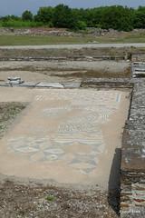 Great Baths, Dion (13).JPG (tobeytravels) Tags: alexanderthegreat alexander3rd macedon macedonia thucydides brasidas orpheus hellenistic cranicos leake thermalbaths hypocaust 2ndcenturybc mosaic asclepios thermae