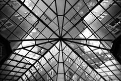 Trieste 2111 (kingeston) Tags: kingeston ernesto fiorentino nikon d750 trieste italia italy travel tour geometry geometrie architettura architecture bn bw bianco nero black white noir blanc bianconero blackwhite noiretblanc up