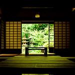 At Jochi-ji Temple in Kamakura : 北鎌倉・浄智寺 thumbnail