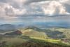 Volcans d'Auvergne (brunochomilier) Tags: 2018 auvergne puydedome volcans pariou volcan paysage massif montagne orage ciel nuages