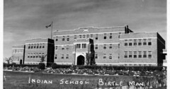 Birtle Residential School 2 (vintage.winnipeg) Tags: manitoba canada vintage history historic birtle