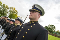 180521-G-XO367-121 (US Coast Guard Academy) Tags: corpsofcadets uscoastguardacademy newlondon connecticut cadets officers academy barger pettyofficernicolefoguth rearadmjamesrendon usa