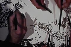 1+9+8+4 by Pirlouiiiit 23052018 (Pirlouiiiit - Concertandco.com) Tags: ohlesbeauxjours festival marseille 2018 concertdessiné pirlouiiiit 23052018 frichebelledemai grandplateau concert bd 1984 live unconcertunephoto onepicperconcert oneconcertonepic