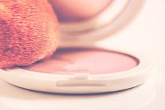 Makeup (Ro Cafe) Tags: macro readyfortheday makeup pink white soft softfocus naturallight setup closeup stilllife feminine beauty nikkormicro105f28 nikond600