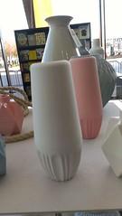 (clascaris) Tags: lennekewispelwey pastels shopstedelijk stedelijkshop damesfiets openingvangoghaddition amsterdam2013 aardewerk ceramics openingstedelijkmuseum stedelijkmuseum vases