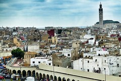 Casablanca and the Ancienne Medina (Michael GGG) Tags: