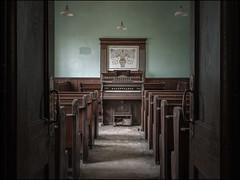 Abandoned chapel 3 (ducatidave60) Tags: fuji fujinonxf23mmf14 fujifilm fujixe3 abandoned decay dereliction urbandecay urbex
