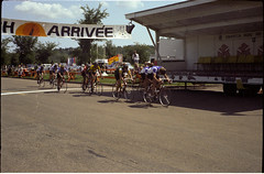 [1982] National Road Cycling Championships Edmonton 004 (wwhhiiisskkas) Tags: 1982 canada canadian national road cycling championships edmonton alberta hawrelak park emily murphy hill saskatchewan drive