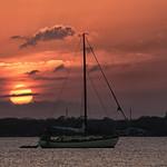 Sunset anchorage. thumbnail
