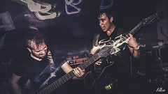 Lethal Creation (Hostile Gradenko) Tags: music musician sing singer guitar guitarrits bass bassist metal band brutal woa mexico live show stage concert fan