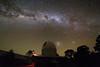 Milky Way over the AAT (Randy Hoffmann) Tags: australia nsw sso sidingspringobservatory milkyway magellaniccloud telescope observatory