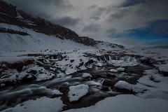 Cascada anónima (Alfredo.Ruiz) Tags: canon eos6d ef1635 cascada islandia invierno
