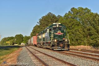 ACWR 100 in Oakboro
