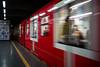Milano Underground (In.Deo) Tags: milano lombardia italy street metro redline