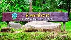 Wachirathan Waterfall (Steve Arena) Tags: thailandbirding2017 thailand 2017 nikon d750 chiangmai doiinthanon doiinthanonnationalpark wachirathanwaterfall