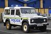 SA02 GCZ (S11 AUN) Tags: police scotland land rover defender 110 4x4 mountain rescue team mrt specialist incident response vehicle glasgow 999 emergency sa02gcz