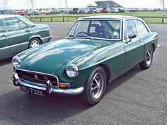 393 MG B GT Mk.II (1971) (robertknight16) Tags: british mg 1970s mgb mgbgt sportscar bmc bl vscc silverstone wru732k