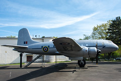 Right Side, Handley Page HP 67 Hastings, TG503, Alliierten Museum, Berlin (Peter Cook UK) Tags: 2018 hastings handley 67 museum germany page airlift alliierten berlin hp tg503