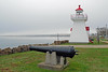 DSC00159 - Digby Pier Lighthouse (archer10 (Dennis) 136M Views) Tags: fishing sony a6300 ilce6300 18200mm 1650mm mirrorless free freepicture archer10 dennis jarvis dennisgjarvis dennisjarvis iamcanadian novascotia canada lighthouse digbypier digby cannon fog
