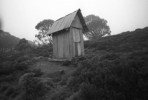 Cope Hut, Alpine Huts 1994-5 sheet 16 11
