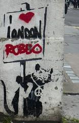London (Drew Hillier) Tags: london graffitti banksy