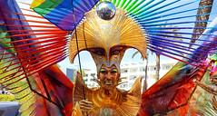 Drag-Ybridex_Gay_Pride_Maspalomas_2018-RIU-2 (AngeloDemon) Tags: dragybridex dragqueen drag maspalomas maspalomasgaypride2018 pridemaspalomas2018 maquillage makeup multicolore playadelingles grancanaria thirdeye rainbow rainbowwings atlantidevoyager atlante rainbowflag flag angelodemon arcoiris orgullogay orgullo orgullomaspalomas marchedesfiertés
