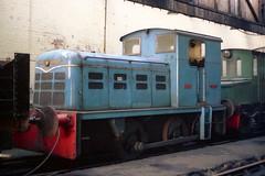 John Fowler 0-4-0DM, 416001, built 1952. [EBR15-126] (Jamerail) Tags: johnfowler 040dm 416001 steamport southport
