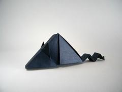 Rat - Tanaka Masashi (Rui.Roda) Tags: origami papiroflexia papierfalten souris rata raton rato mouse rat tanaka masashi