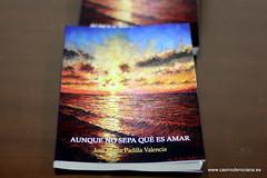 """Presentación del libro """"Aunque no sepas qué es amar"""""""