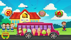 Learning Street Vehicles for Kids - Schools bus for kids- Cars and Trucks -Wheels on the bus song (toysland) Tags: learning street vehicles for kids schools bus cars trucks wheels song