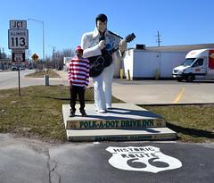 "Where's Waldo?????? (Vinny Gragg) Tags: signs •template ""roadsideattraction"" ""roadsideattractions"" ""roadsidestatue"" ""roadsidegiants"" ""roadsidestatues"" ""roadsideoddities"" statues statue ""roadsideart"" giants ""fiberglassstatue"" ""fiberglassstatues"" fiberglass restaurant restaurants costume costumes cosplay walso waldo rock rockandroll music tunes band bands elvispresley elvis theking thekingofrockandroll presley route66 polkadotdrivein braidwoodillinois whereswaldo whereswally"